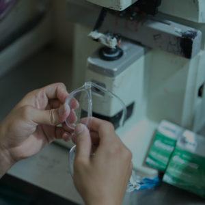 Laboratorio Interno per Riparazione degli Occhiali | Treottica